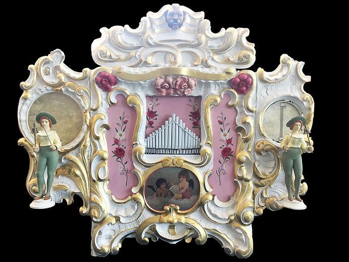 Carl Frei Band Organ