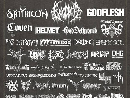 Maryland Deathfest Tickets Nearly Sold Out