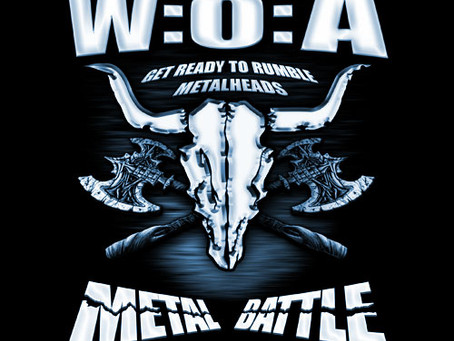 Wacken Metal Battle Submissions Now Open