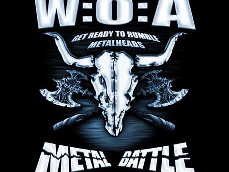 Wacken Metal Battle Submissions Now Open