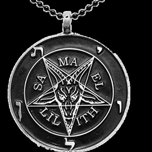 Sabbatic Goat Pentagram