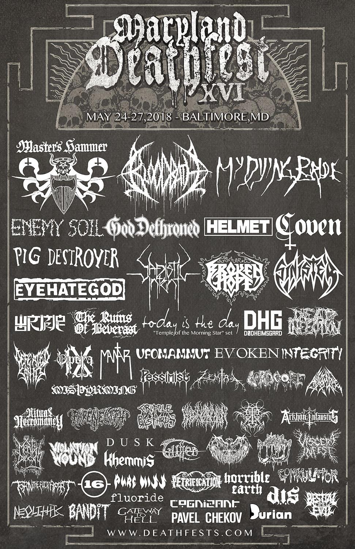 Maryland Death Fest