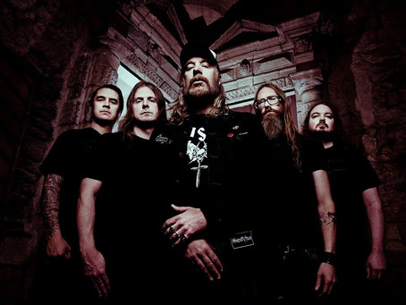 At The Gates Reveal New Guitarist