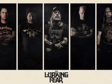 The Lurking Fear Debut Album