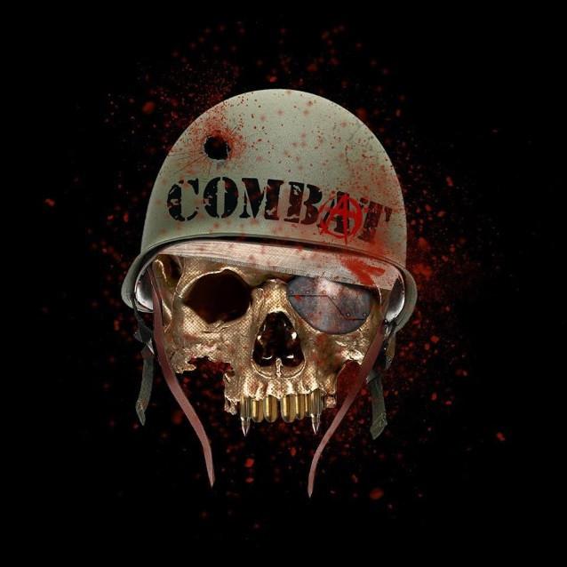 combat records logo
