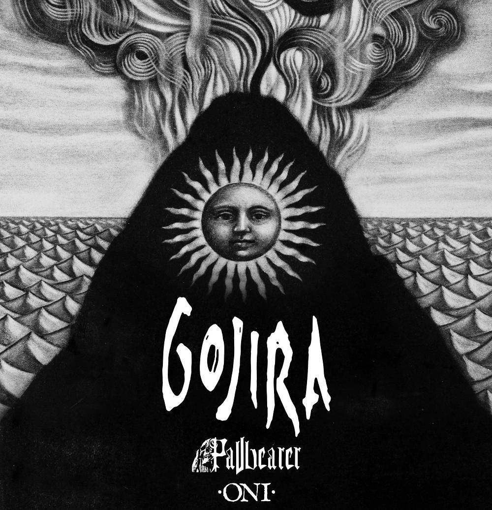 Gojira, Pallbearer, ONI US and Canada Tour