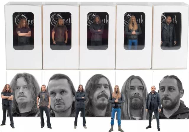 Opeth figurines