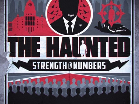 The Haunted's New Album Ready For Pre-Order