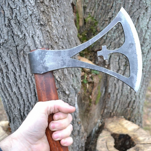 Viking Axe Gotland Sweden Historical Replica
