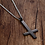 Thumbnail: Inverted Cross Necklace
