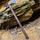 Thumbnail: Viking Axe Hand Forged, Authentic Old Norse Axe For Sale