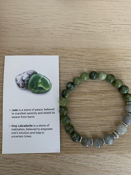 Acceptance bracelet