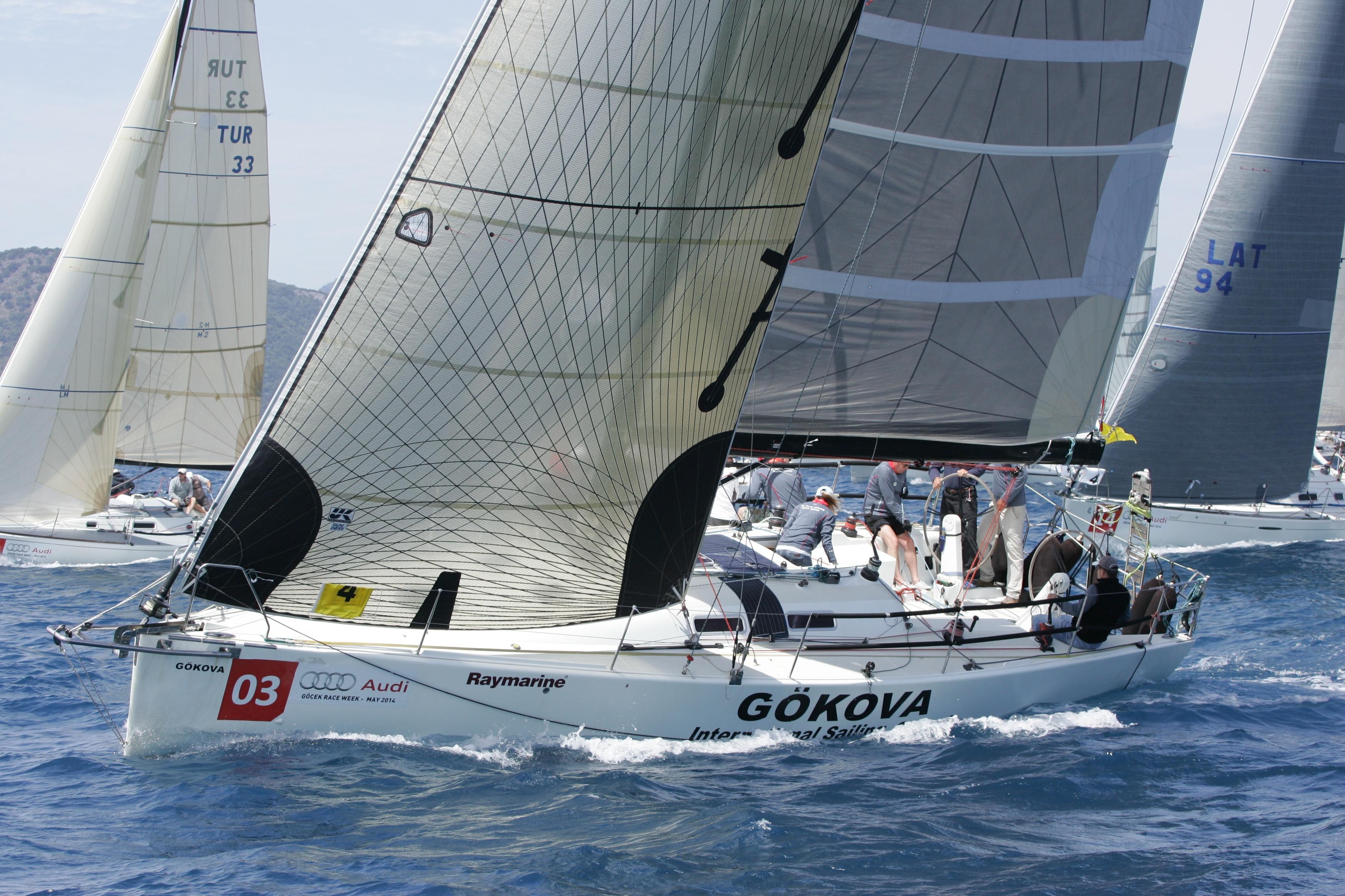 GOCEK RACE 8