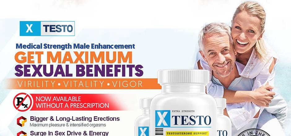 Xtesto Male Enhancement