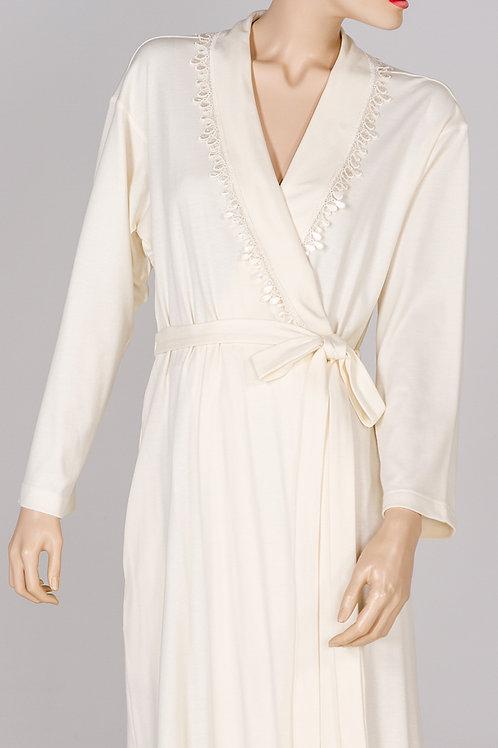HS6616 - Short Wrap Coat with Lace