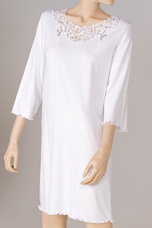 JG6658 - 3/4 Sleeve Short Shirt