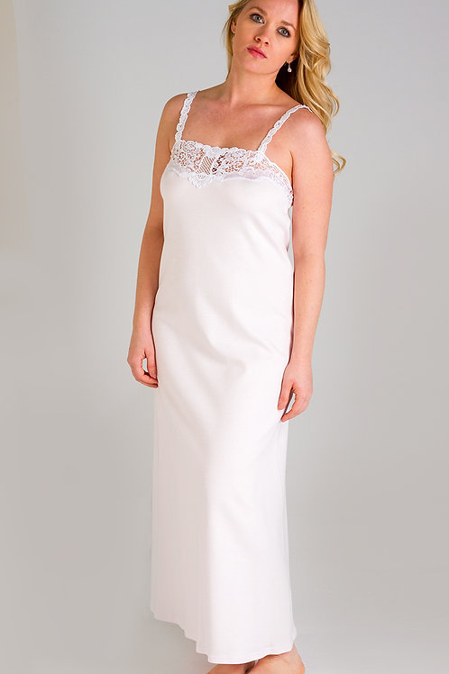 LC6405C - Long Strap Gown