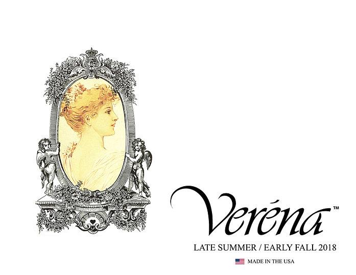 Verena Designs Sleepwear 2017 Spring Catalog Lingerie
