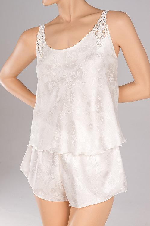 JN5107 - Silk/Cotton Cami Set