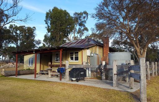 Spencer Lane Cottage