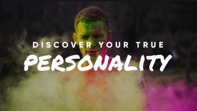 Discover Your True Personality