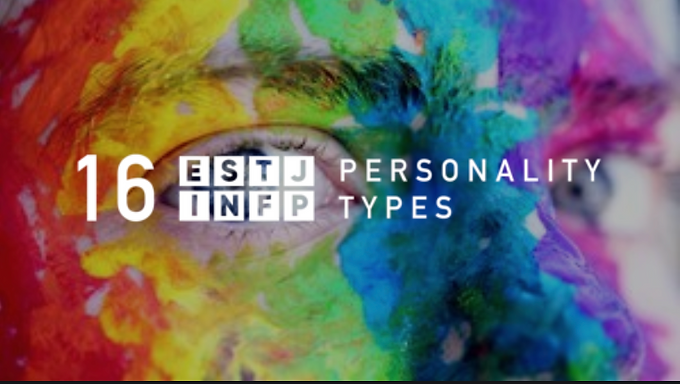 The 16 Personality Types