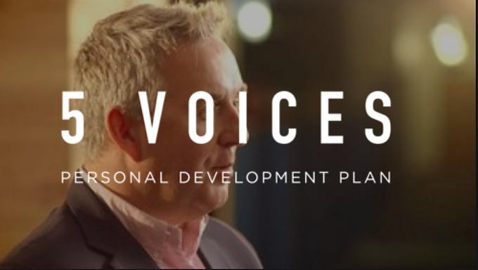 5 Voices Personal Development Plan