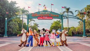 The precarious history of Hong Kong Disneyland Resort