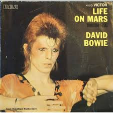 Understanding Life on Mars by David Bowie