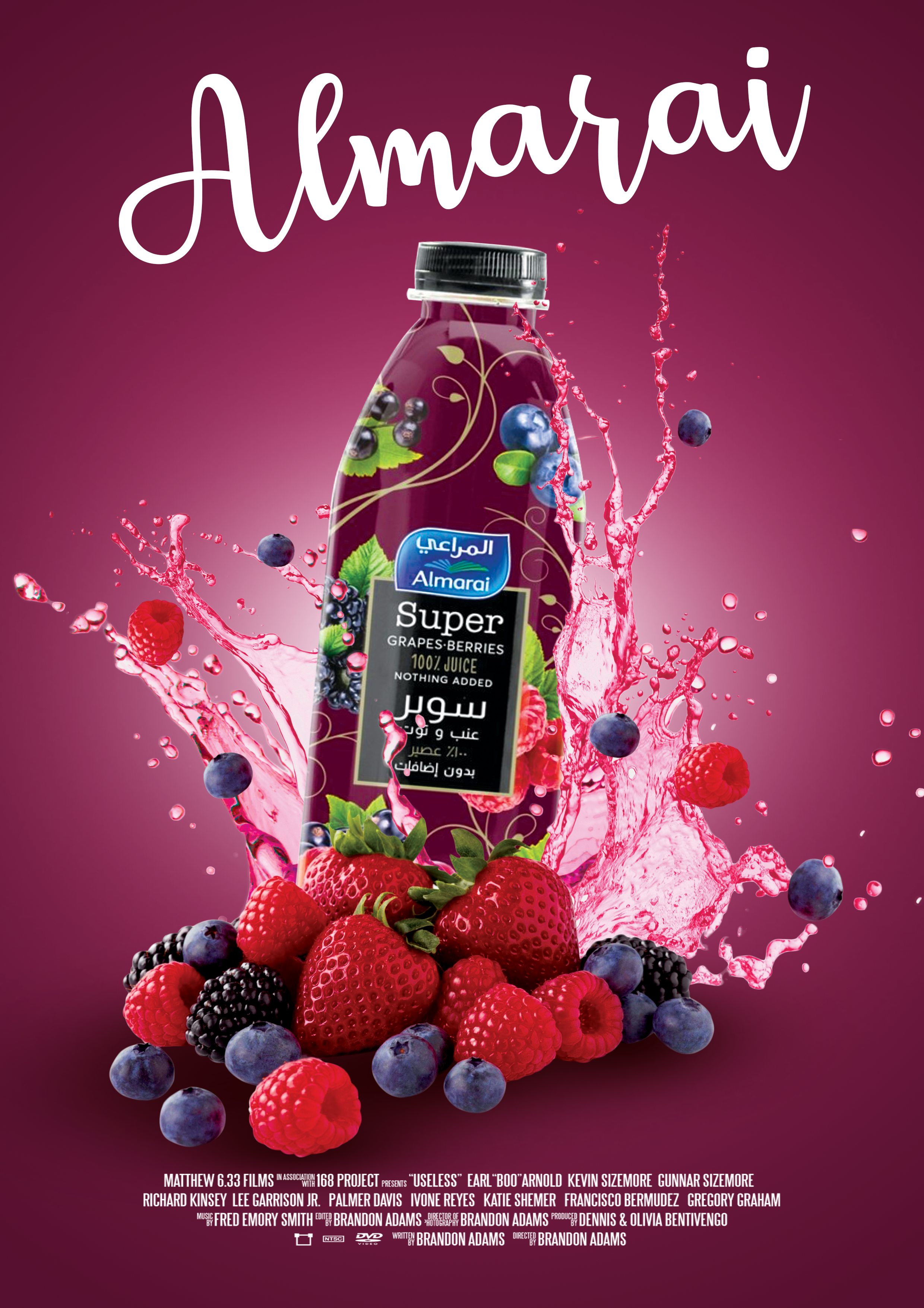 bew berries WS