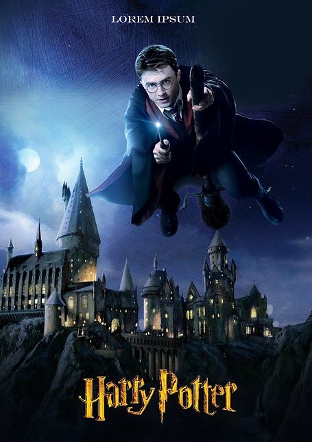 Harry potter poster by Ploy.png