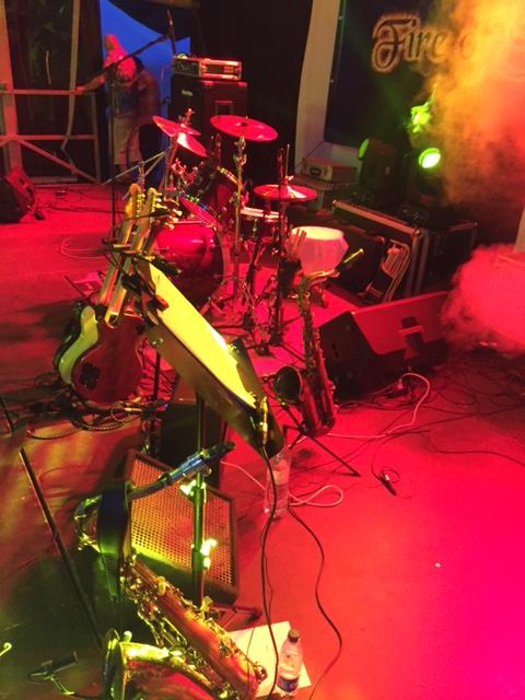 Fessenheim Bühne