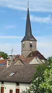 france burgundy rural village gigny traditional gite