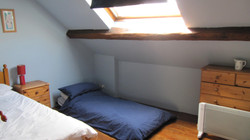 Second Floor Bedroom with Futon