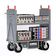 Studio Mini Distro Cart Model MDC-101