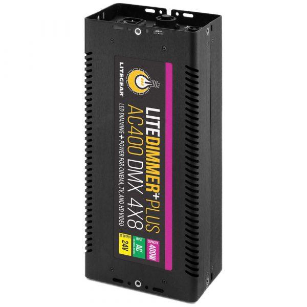 LiteDimmer Plus AC400 DMX, 400W, AC