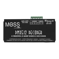 DMX512 4 Channel Dimmer