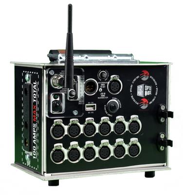 Wireless Optobox
