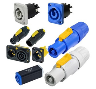 Neutrix Powercon Connectors