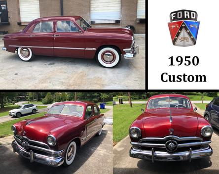 50 Ford Custom