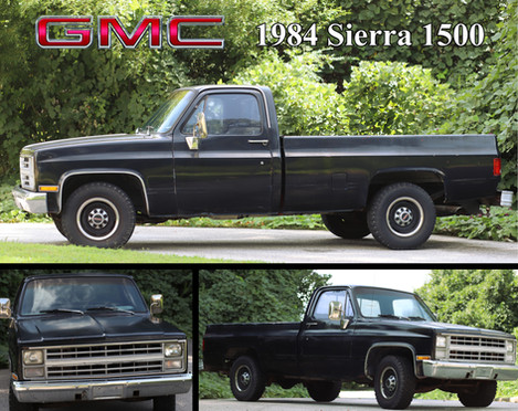 84 GMC Sierra 1500