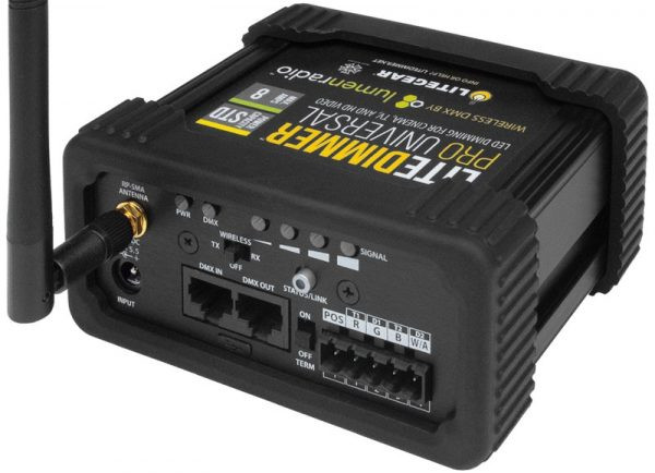 LiteDimmer Pro Universal with Wireless
