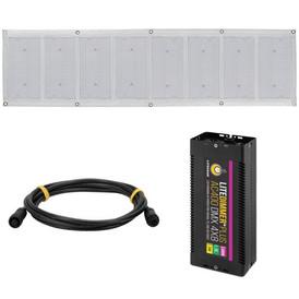 LiteTile Plus Kit, 2×8, Hybrid, Complete Kit