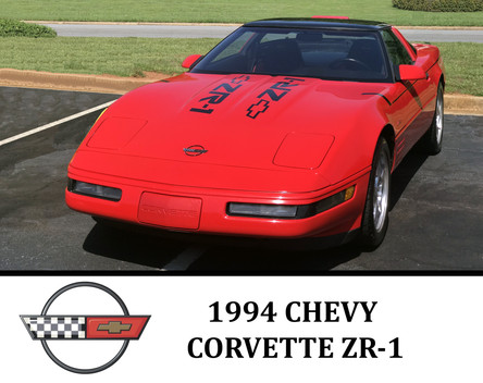 94 Corvette ZR-1