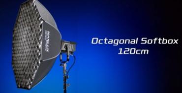 Octogonal Softbox 120cm