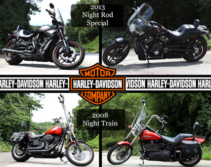 Harley Davidson Night Rod Special & Nigh