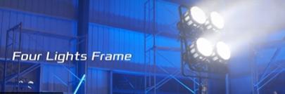 Four Lights Frame