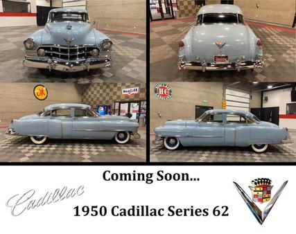 50 Cadillac Series 62