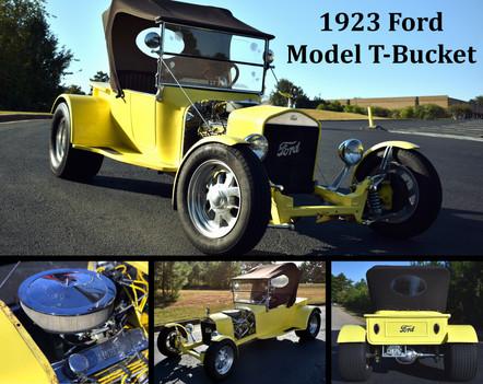23 Ford Model T-Bucket
