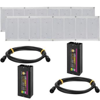 LiteTile Plus Kit, 4×8, Hybrid, Complete Kit
